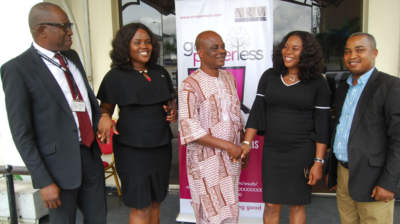 ARM Pensions Meets with Retirees at the Port harcourt Retiree Forum