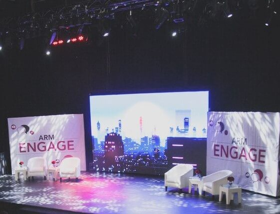 The stage is set for ARM ENGAGE (III)