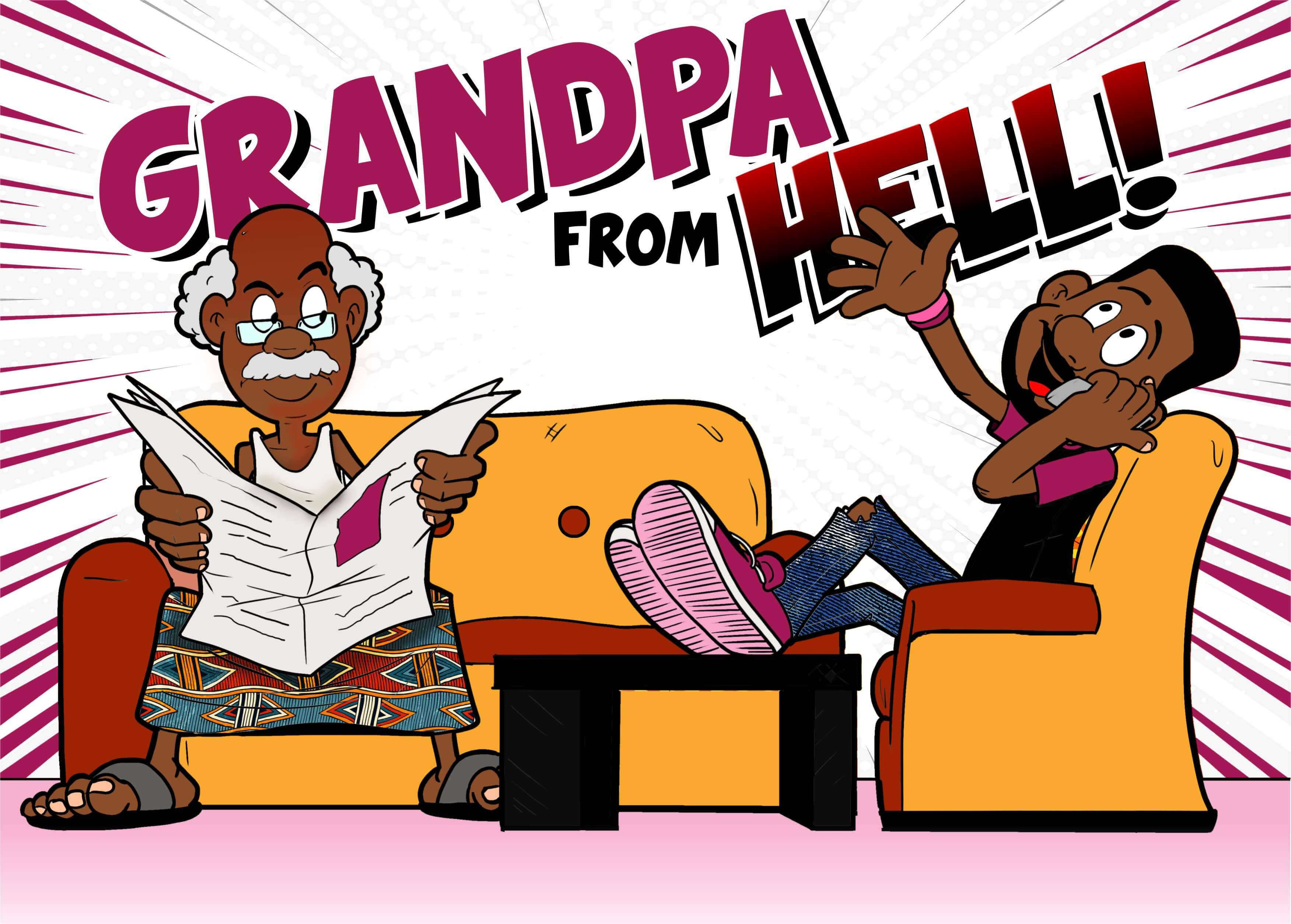 Grandpa from 'hell'