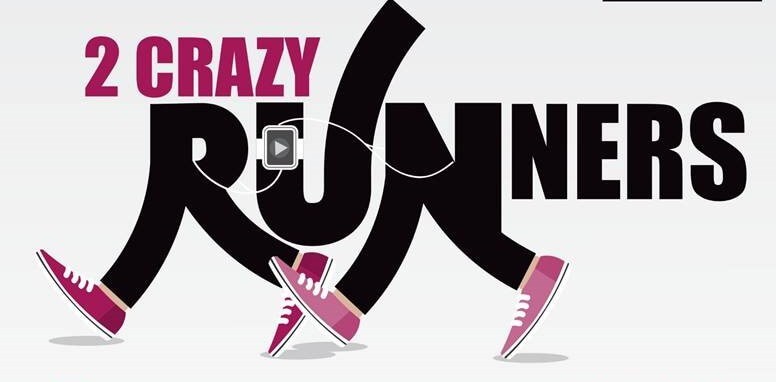 Two crazy runners